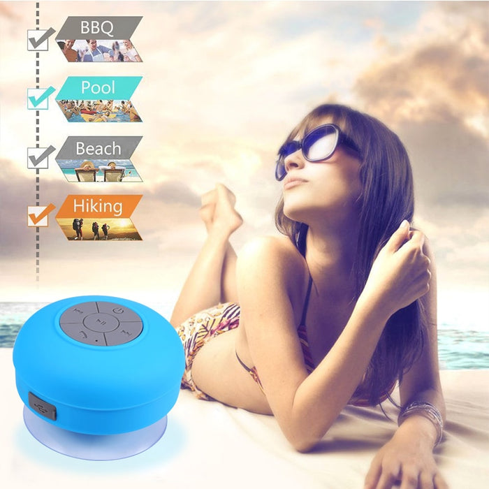 Waterproof Wireless Bluetooth Speakers