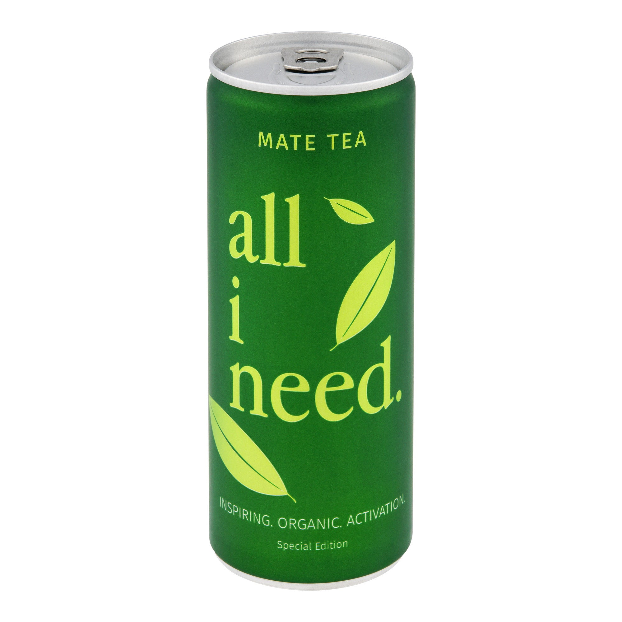 All I need Mate Tea 12 x 250ml