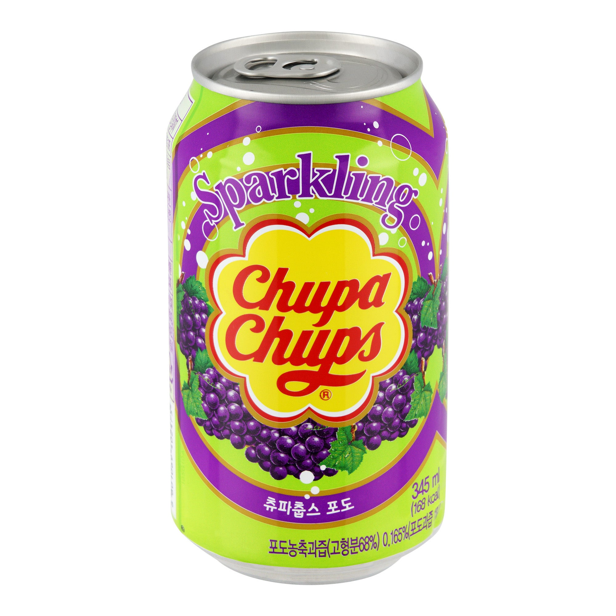 Chupa Chups Grape Flavour 24x330ml