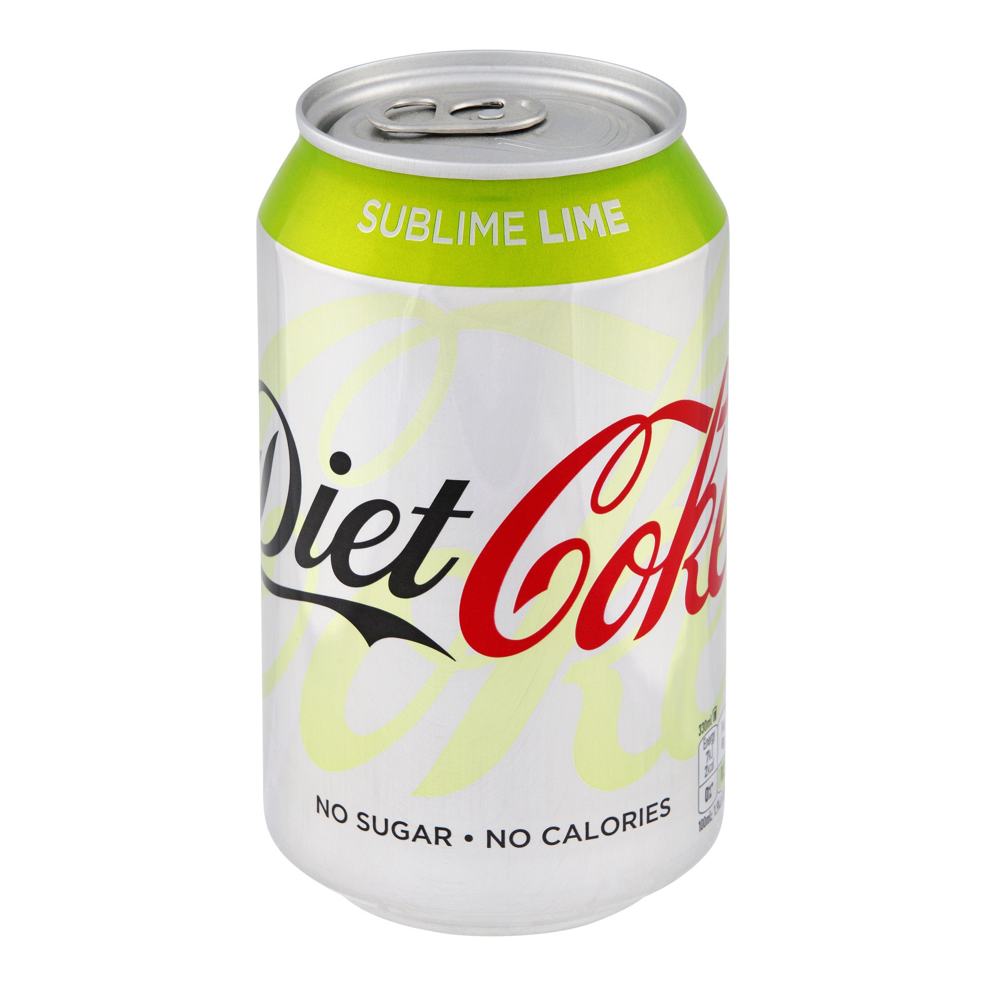 Diet Coke Sublime Lime 24x330ml