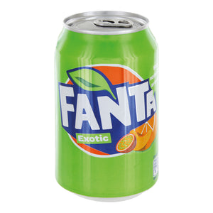 Fanta Exotic  24 x 330 ml