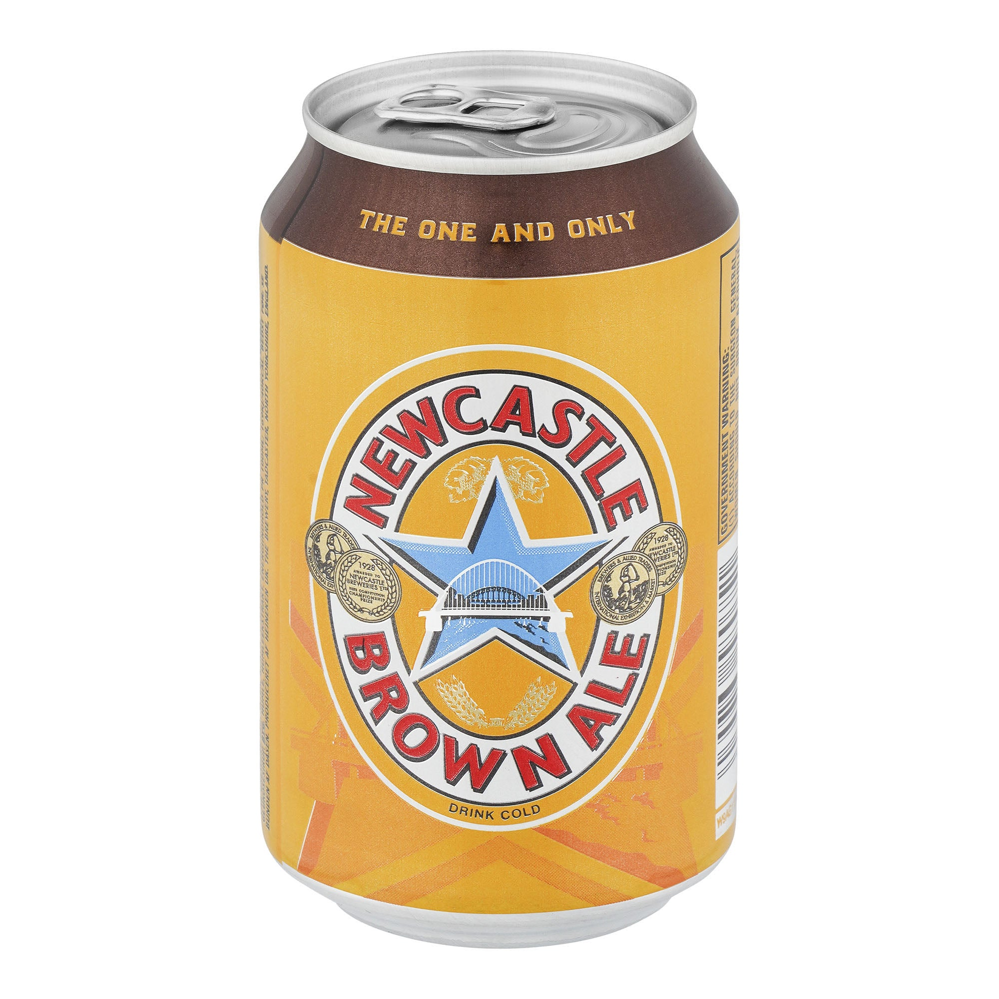 New Castle Brown Ale 24x330ml