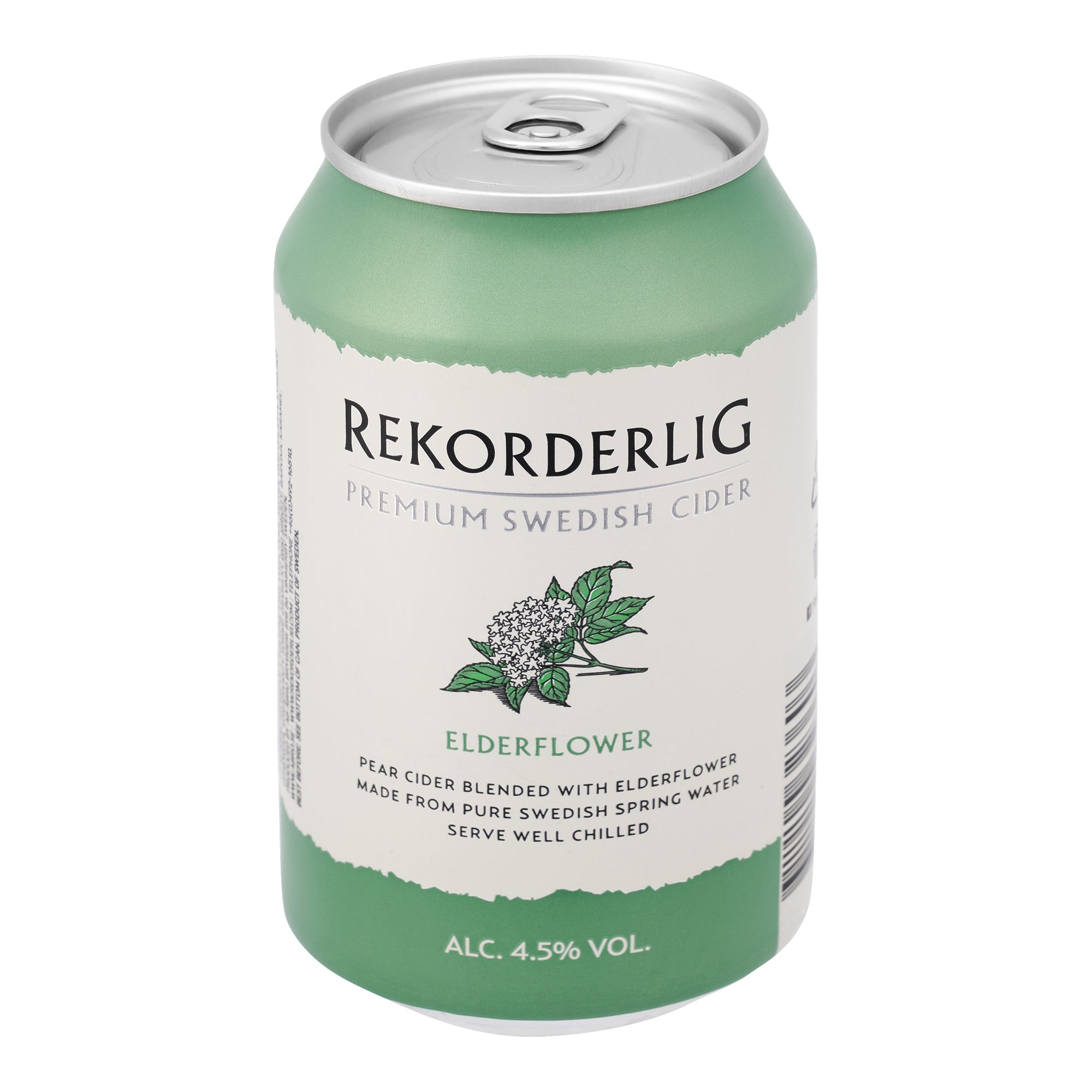 Rekorderlig Elderflower 24x330ml  Pfandfrei