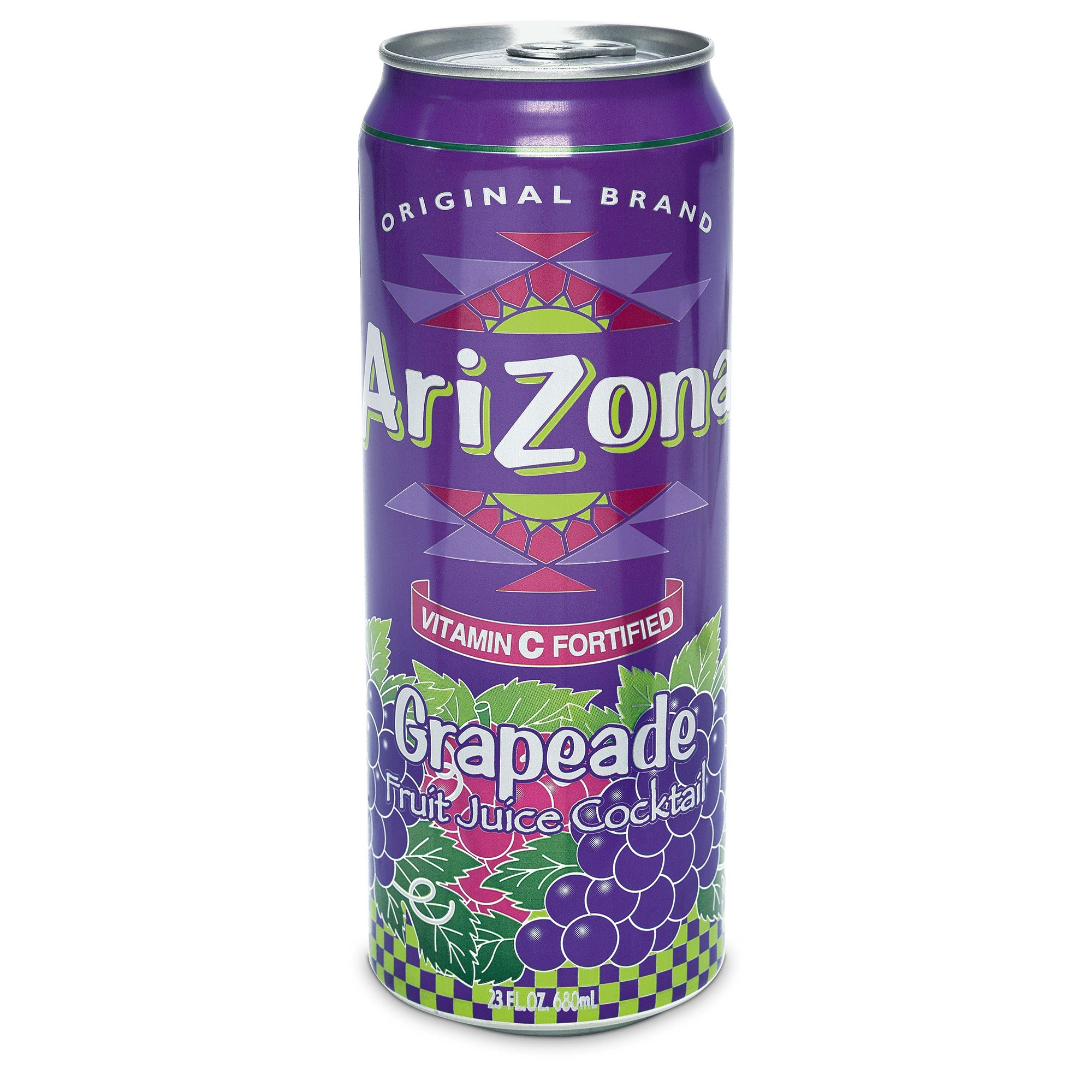 Arizona Grapeade  24 x 680 ml