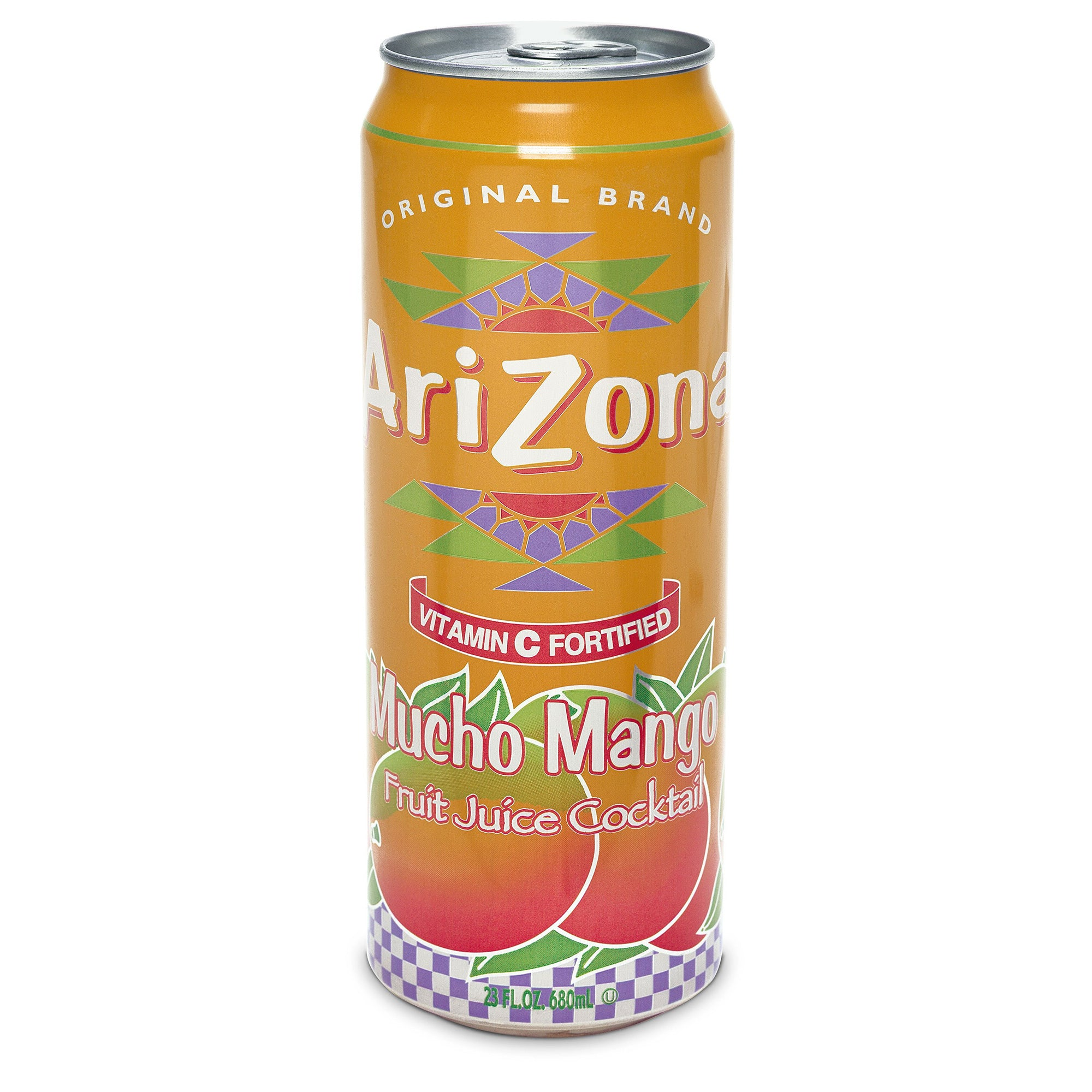 Arizona Mucho Mango  24 x 680 ml