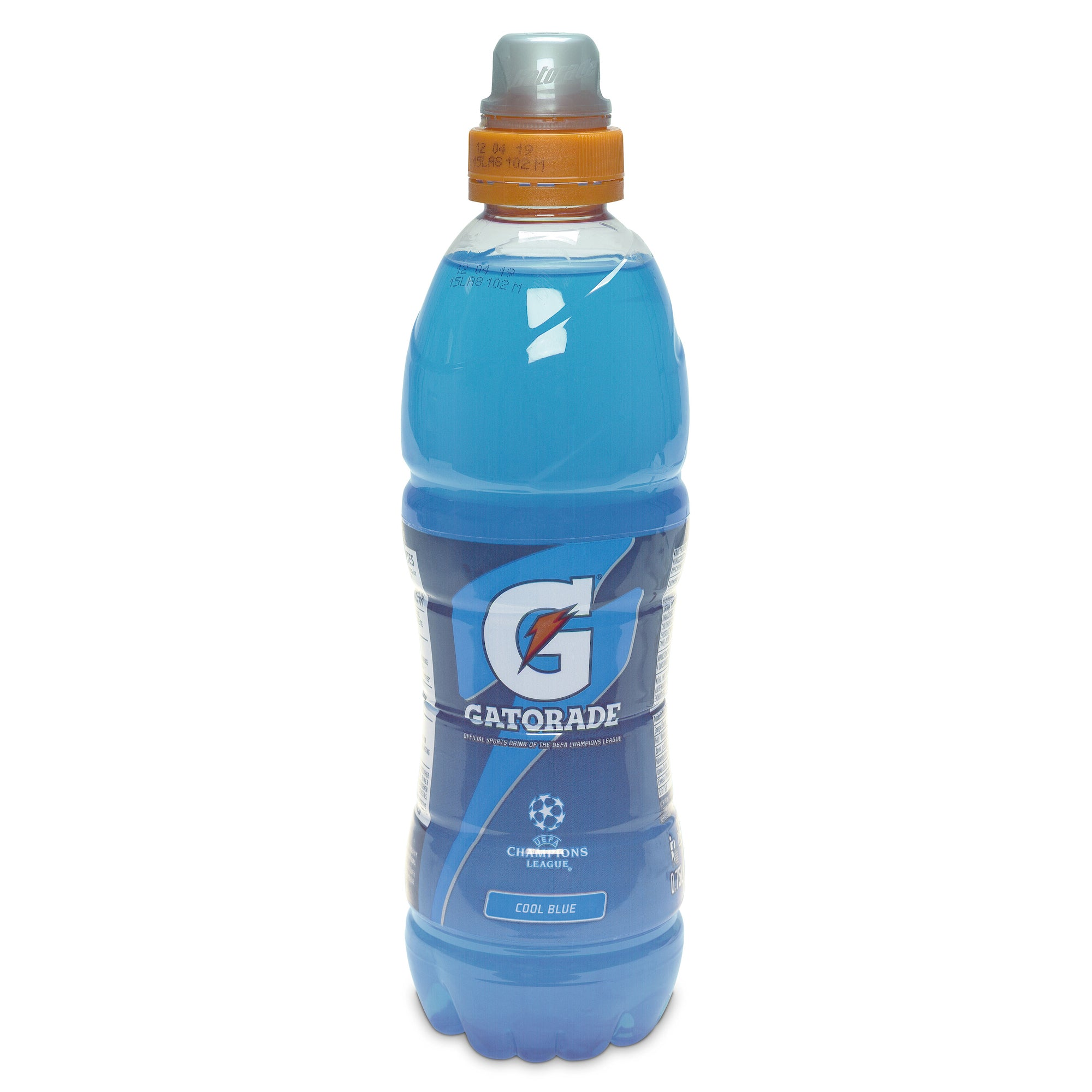 Gatorade Cool Blue 12 x 750ml