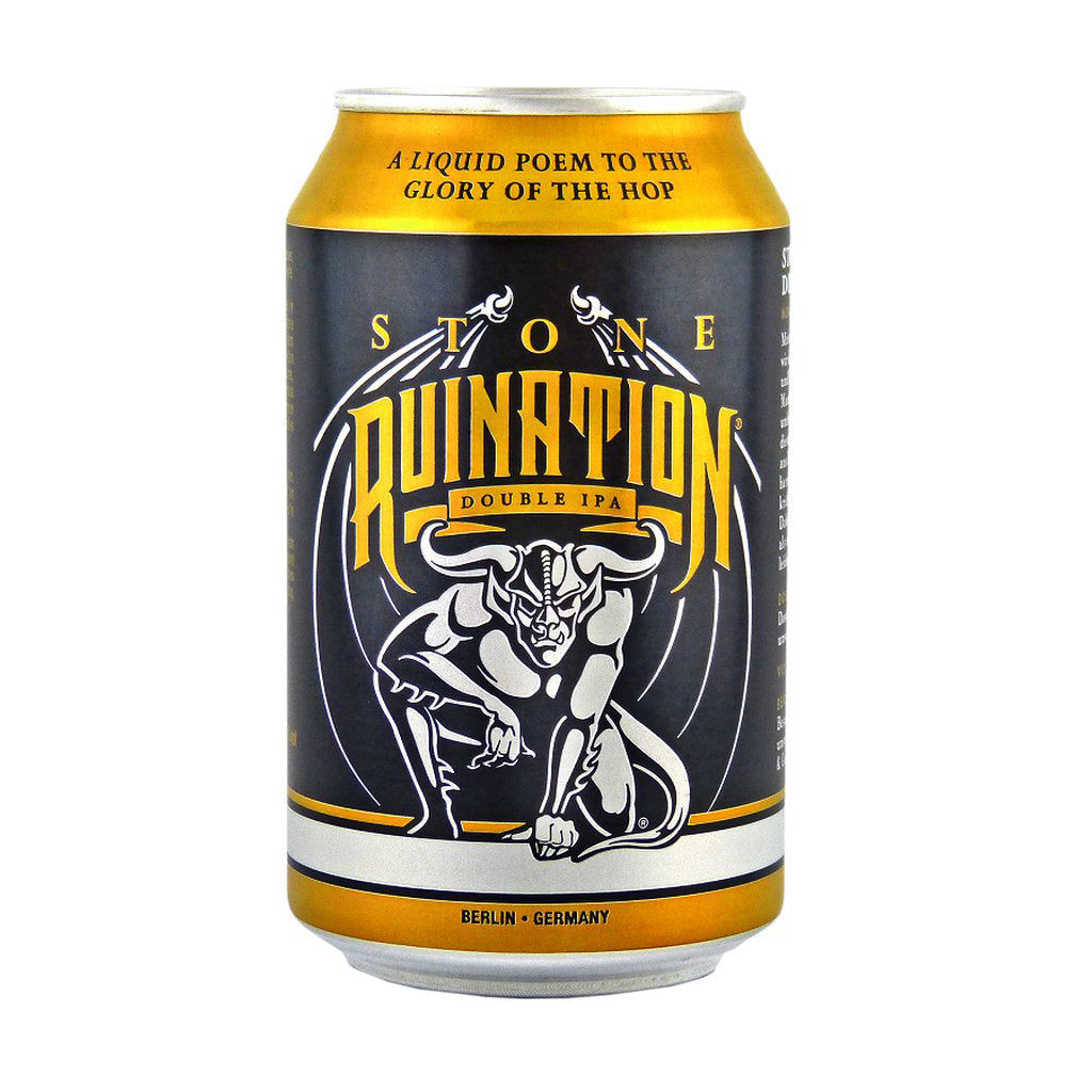 Stone Ruination Double IPA 24x355ml