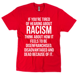 Tired of RACISM