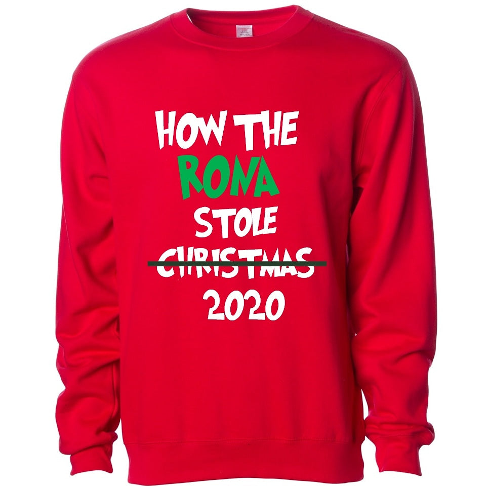 How The Rona Stole 2020