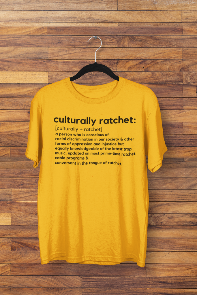 Define Culturally Ratchet