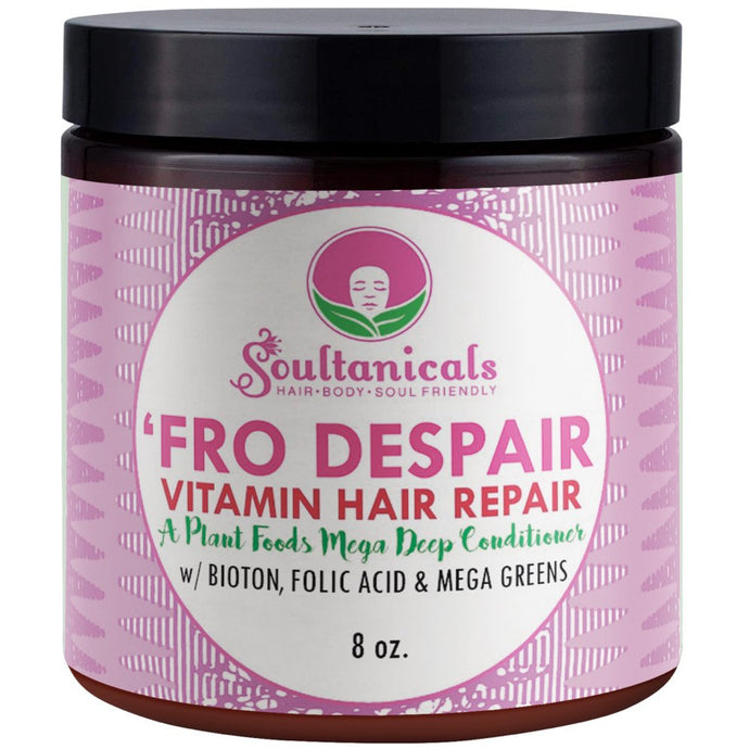Soultanicals Fro Despair Vitamin Hair Repair Mega Deep Conditioner