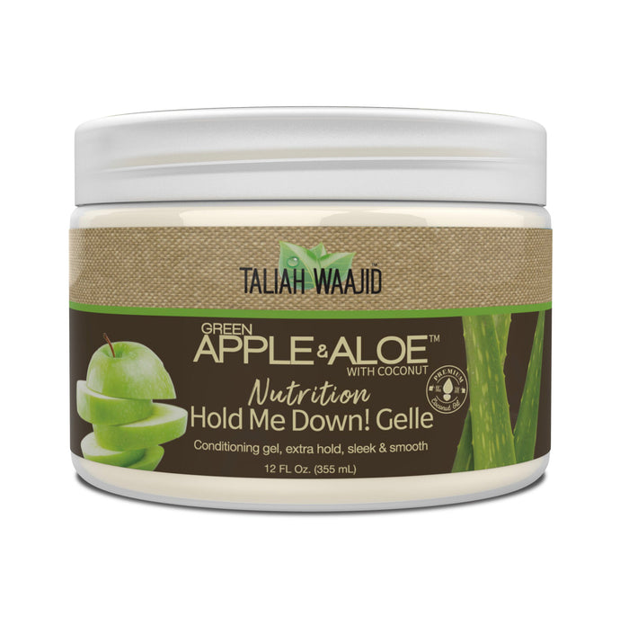 Taliah Waajid Green Apple & Aloe Hold Me Down! Gelle