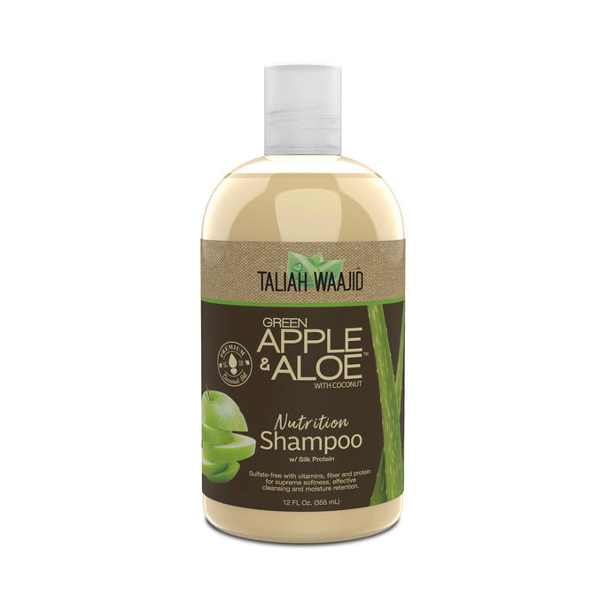 Taliah Waajid Green Apple & Aloe Shampoo