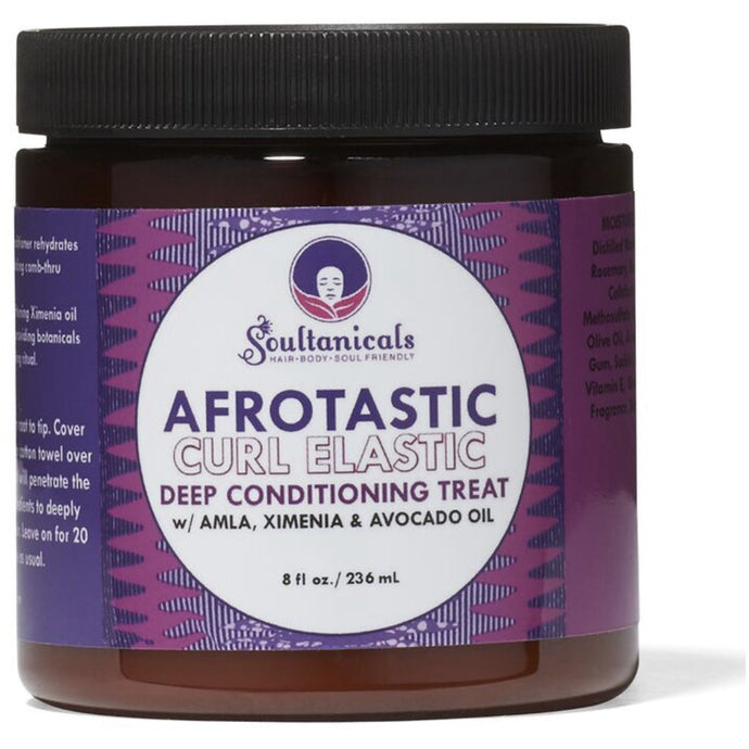 Soultanicals Afrotastic Curl Elastic Deep Treatment