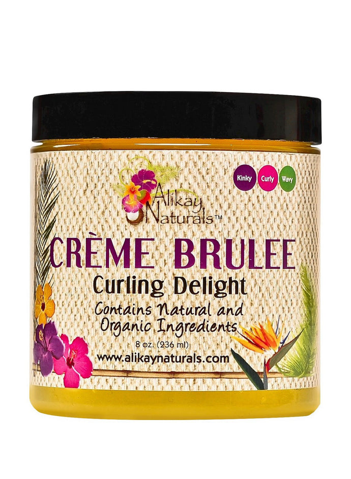 Alikay Naturals Creme Brûlée Curling Delight