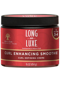 As I Am Long & Luxe Curl Enhancing Smoothie
