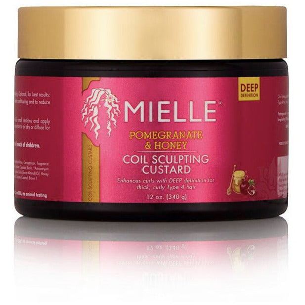 Mielle Organics Pomegranate & Honey Coil Sculpting Custard