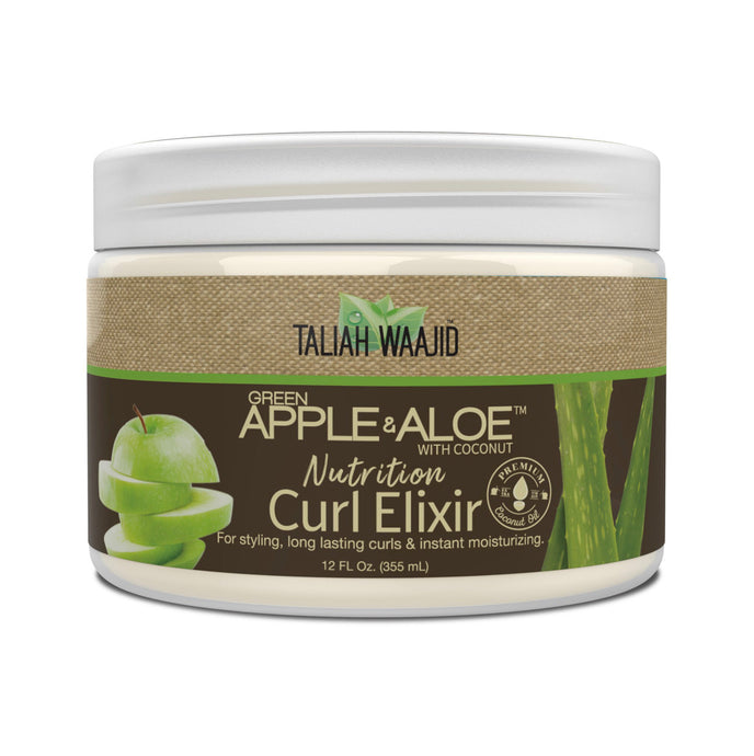 Taliah Waajid Green Apple & Aloe Curl Elixir