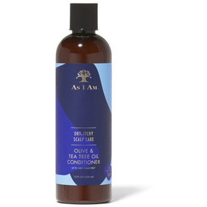 As I Am Olive & Tea Tree Oil Conditioner
