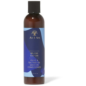 As I Am Olive & Tea Tree Oil Leave-In Conditioner
