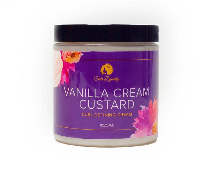Curls Dynasty Vanilla Cream Custard