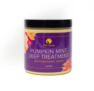 Curls Dynasty Pumpkin Mint Deep Treatment Masque
