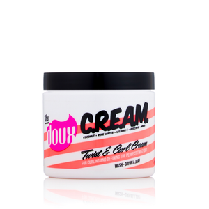 THE DOUX C.R.E.A.M. Twist & Curl Cream