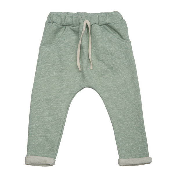 The Carter Harems (Bermuda Green)