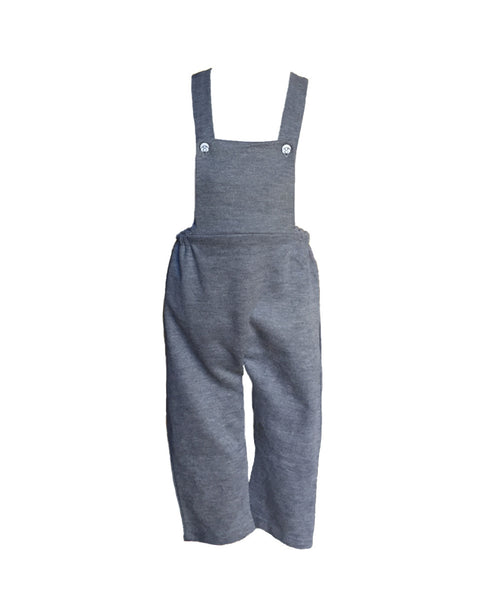 Dakota Coveralls (Putty Grey)