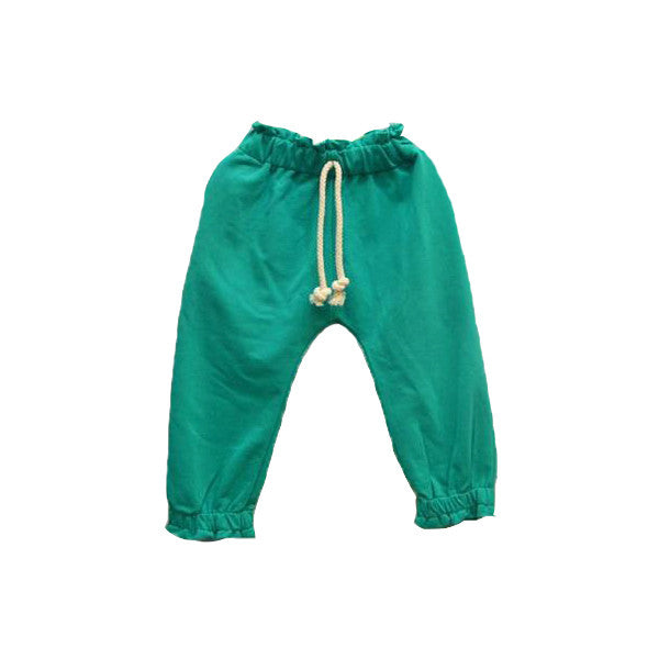 The Lucy Pant (Seafoam Green)