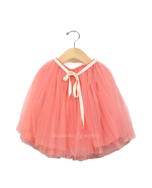 The Willow Skirt (Dusty Peach)