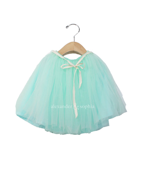 The Willow Skirt (Mint)
