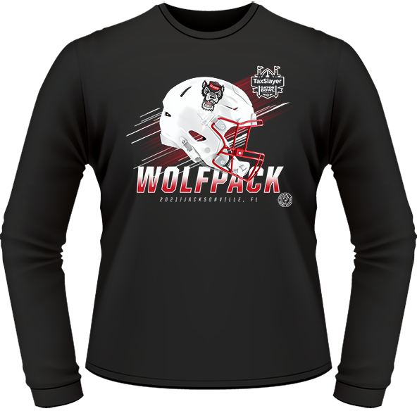 2021 NC STATE WOLFPACK LONG SLEEVE