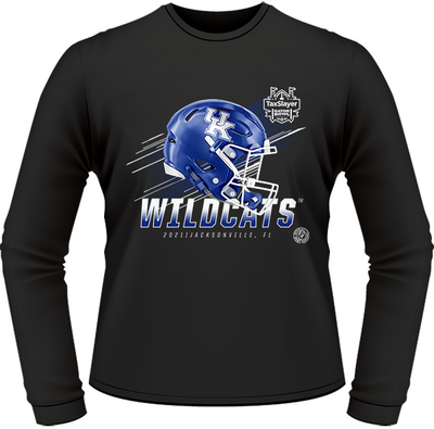 2021 KENTUCKY WILDCATS LONG SLEEVE