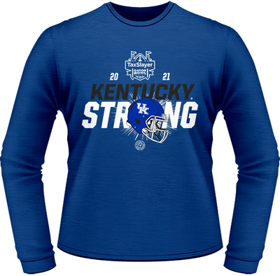 2021 KENTUCKY WILDCATS TONAL LONG SLEEVE