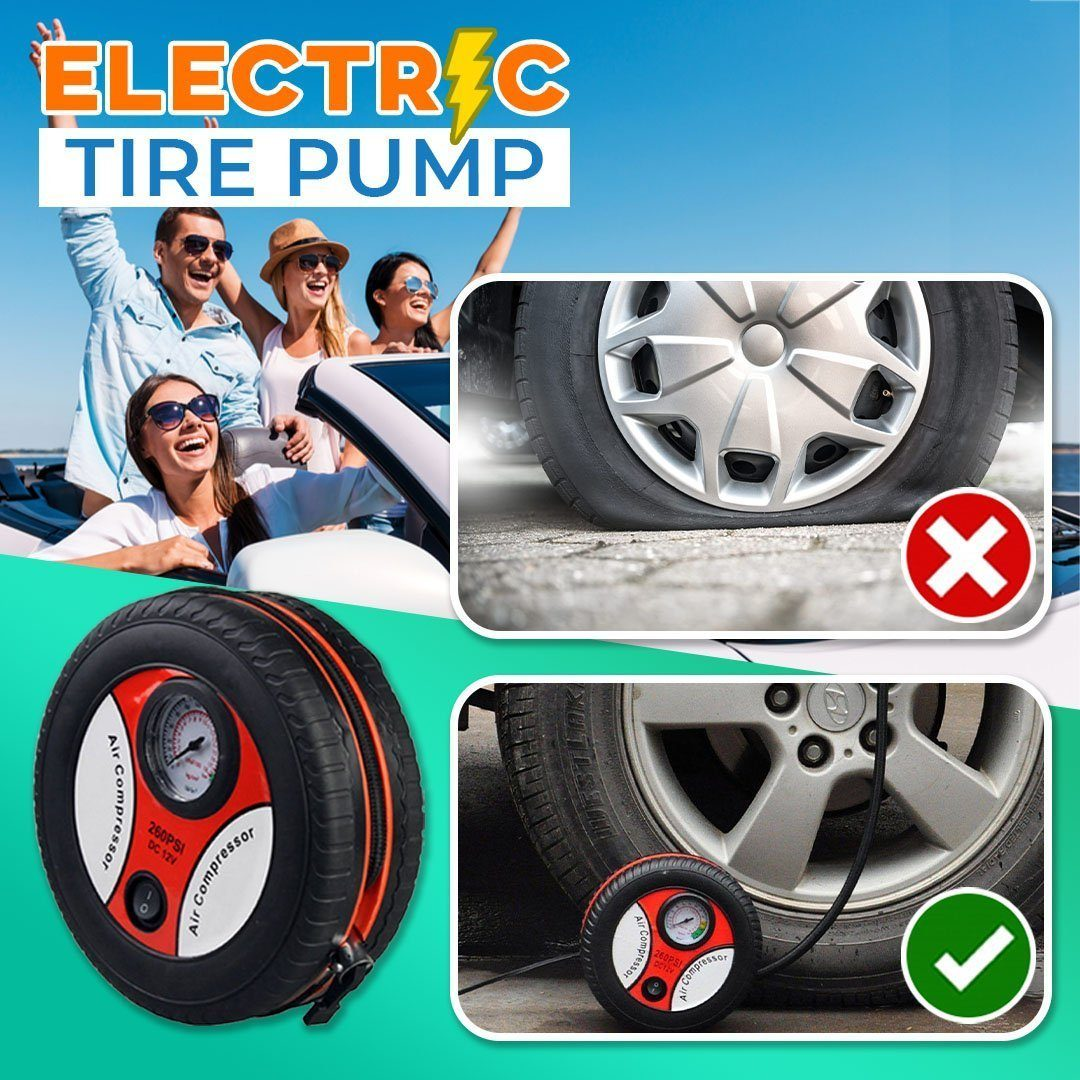 Electric Tyre Pump
