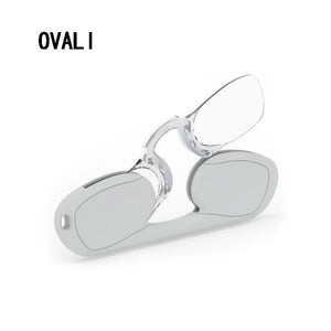 Armless Multi Focus Reading Glasses - Wherever you go