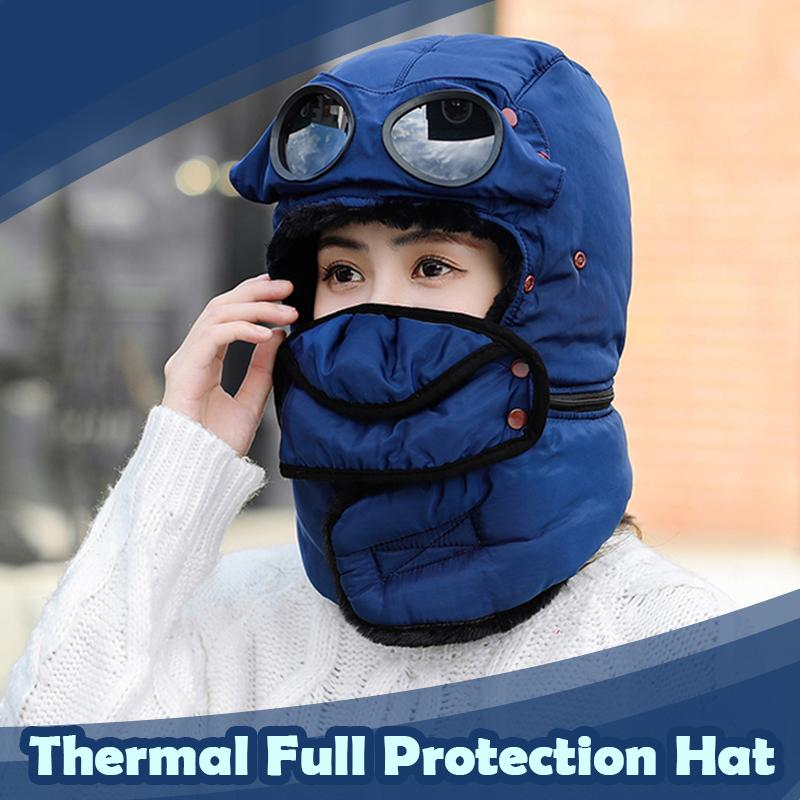 Thermal Full Protection Hat