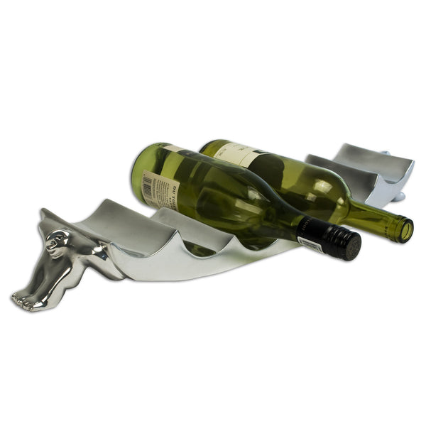 WINE RACK - on the rack
