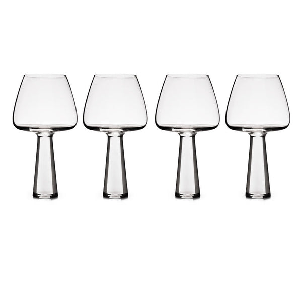 RED WINE GLASS (SET OF 4) - baobab