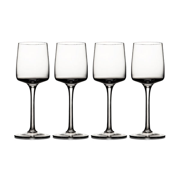 WHITE WINE GLASS (SET OF 4)  - lumina