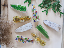 Load image into Gallery viewer, Birch bark hair clip