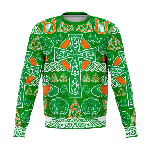 Irish Ugly Sweater - All over print