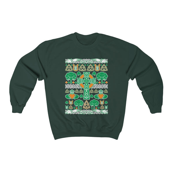 Irish Holiday Unisex Heavy Blend™ Crewneck Sweatshirt
