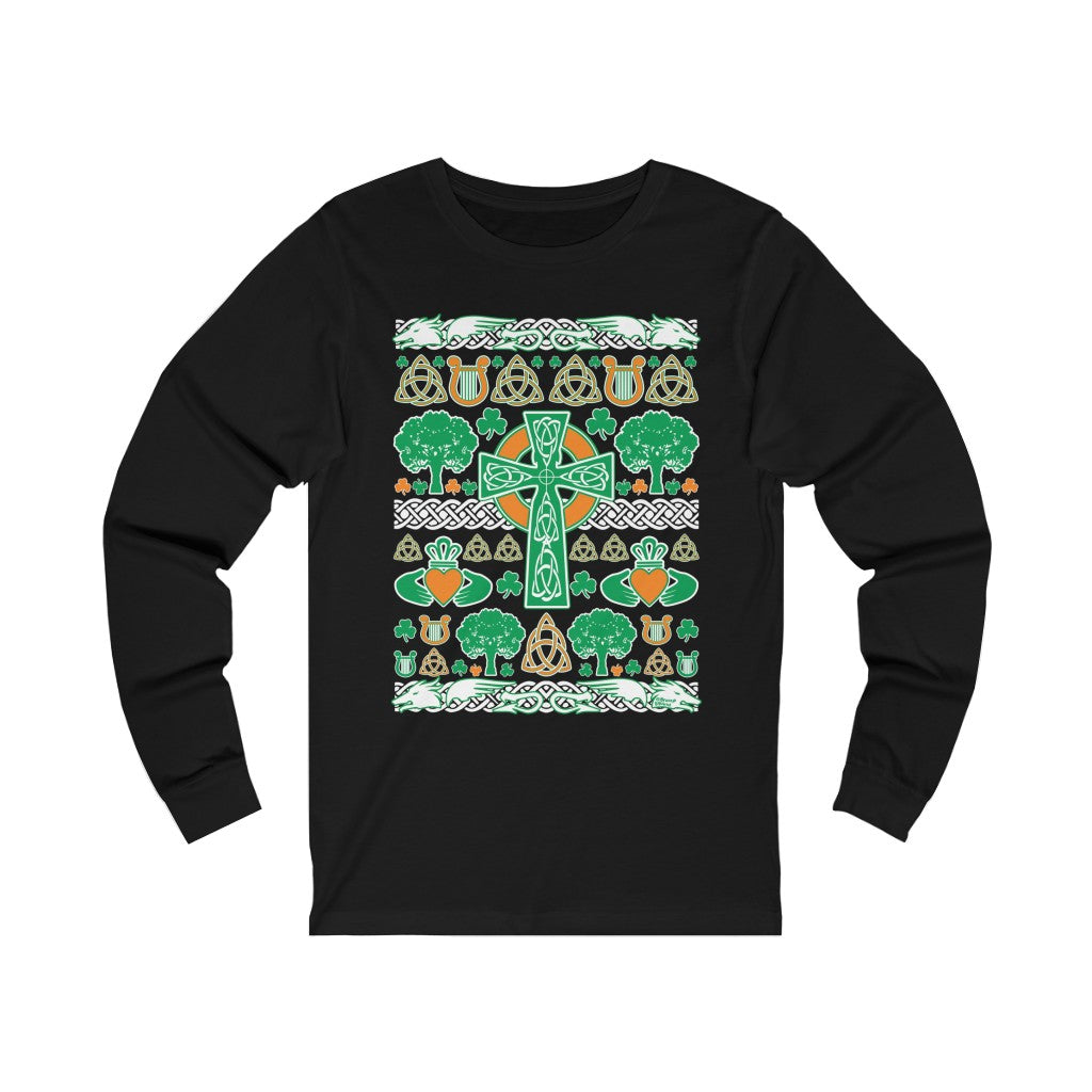 Irish Holiday Unisex Jersey Long Sleeve Tee