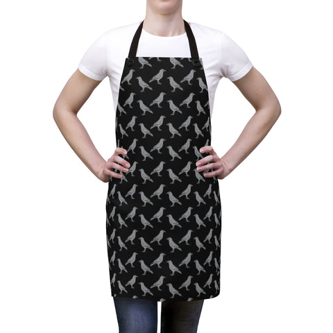 Raven - All Over Print - Apron