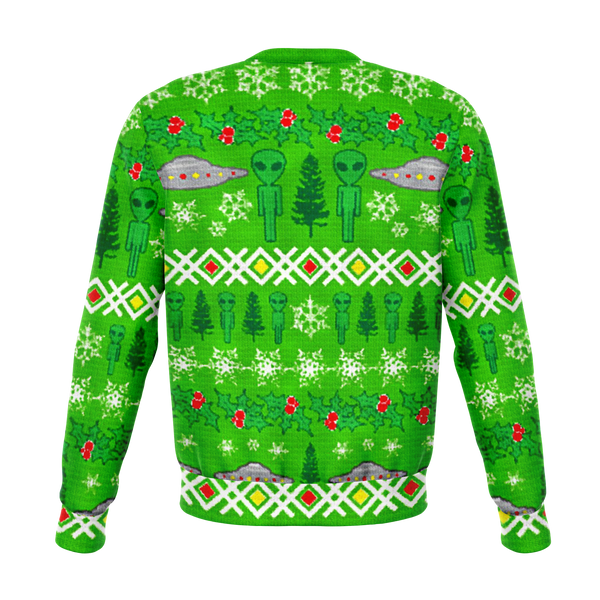Aliens & UFOs -  Ugly Sweater - All Over Print