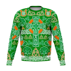 Celtic Ugly Sweater - All over print