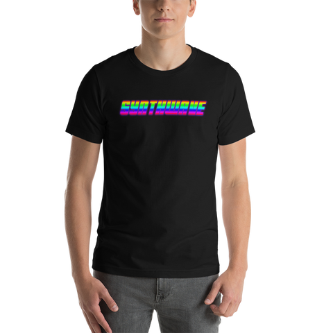 Synthwave - Short-Sleeve Unisex T-Shirt