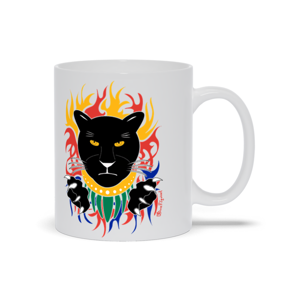 Panther Hero 11 oz. Mug